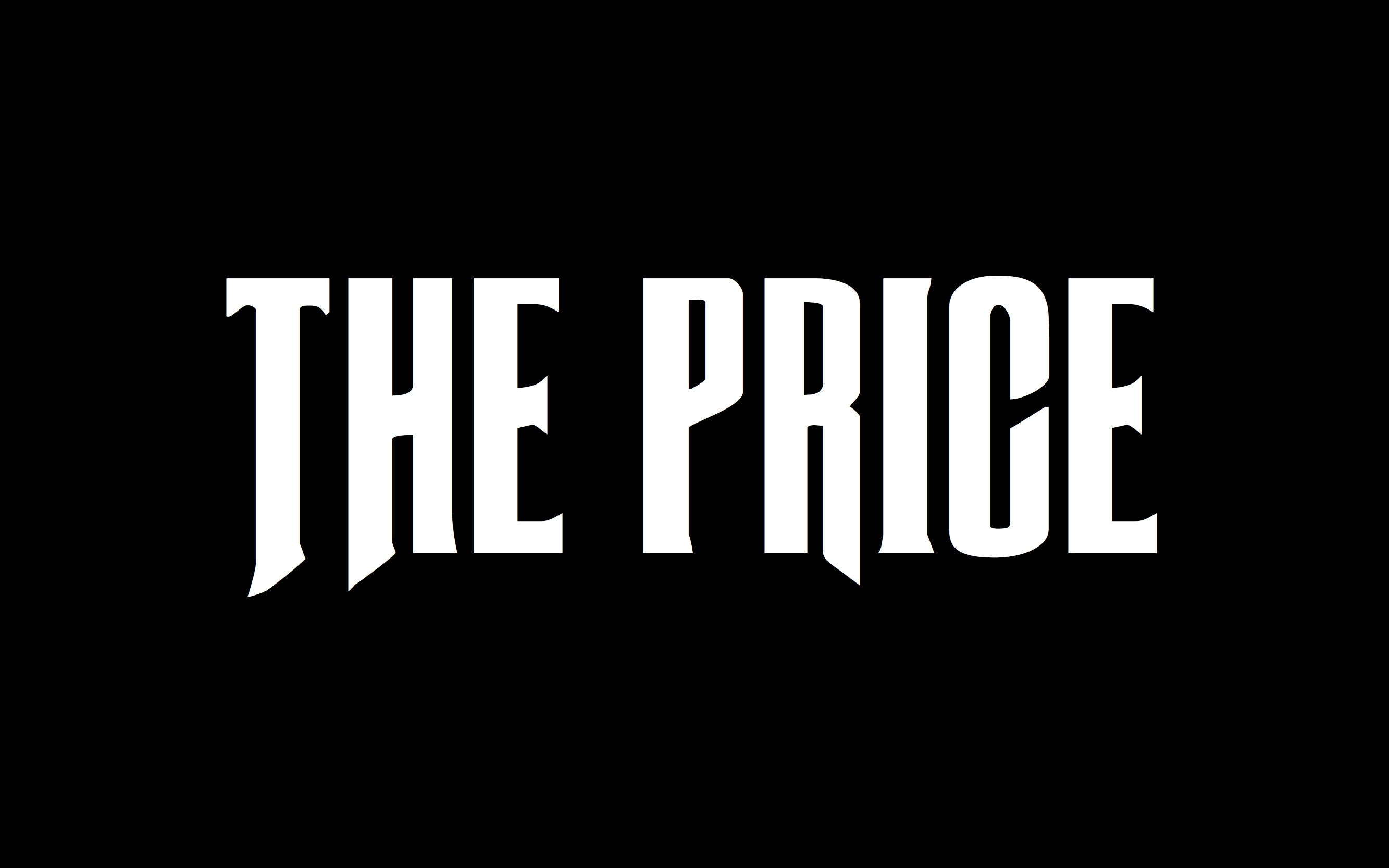 THE PRICE LOGO EXPANDED