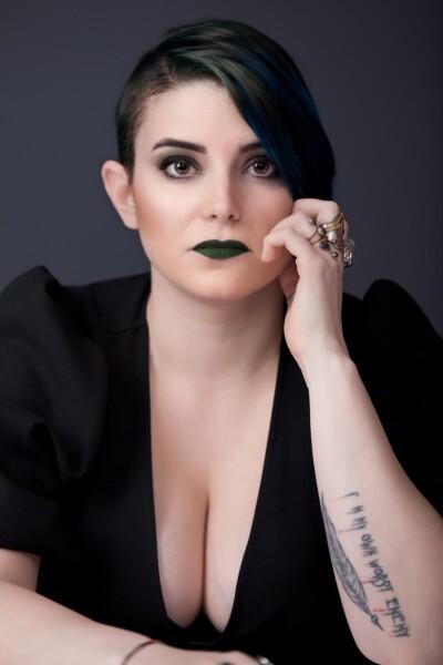 Camilla Wells, foto di Mattia Abbiati